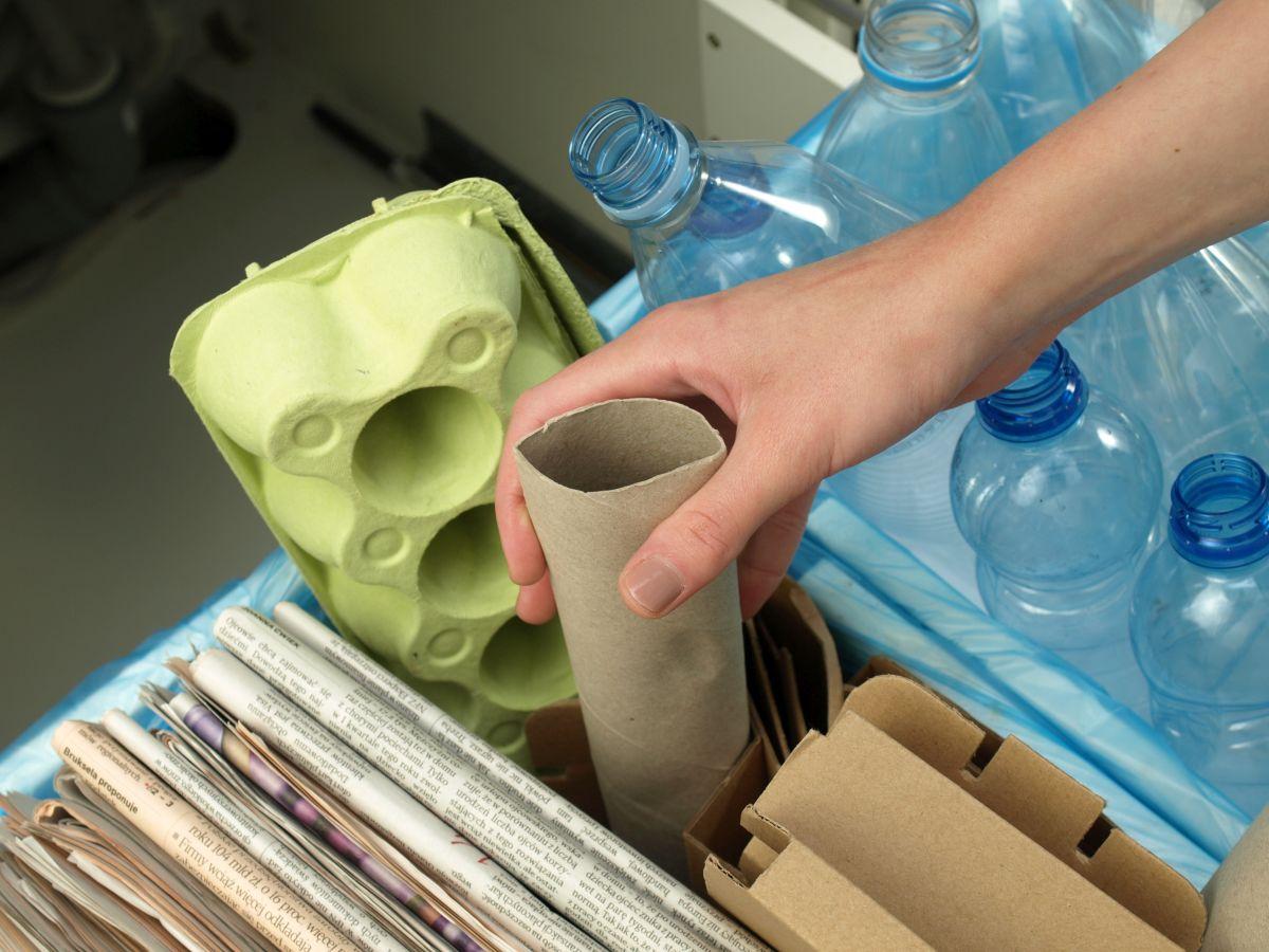 jak prowadzic domowy recykling
