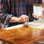 Czym pomalować meble z drewna egzotycznego?