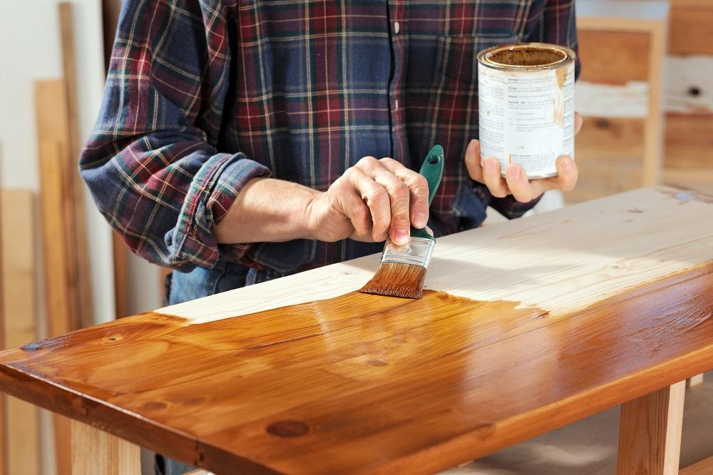 Jak malować drewno egzotyczne